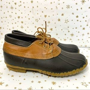 LL Bean | Short Bean Boot GumShoe Men's 11 Vintage